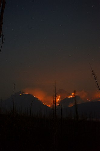 Sprague Fire - Sprague Fire on August 31, 2017 at 1037 pm