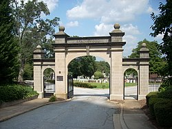 Springwood Cemetery (Greenville, South Carolina).JPG