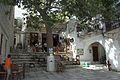 Square in Apeiranthos, Naxos, 091406.jpg