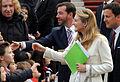 Stéphanie and Guillaume, Royal Wedding 2012.jpg