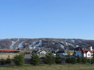Mont Saint-Sauveur - Image: St Sauveur Quebec