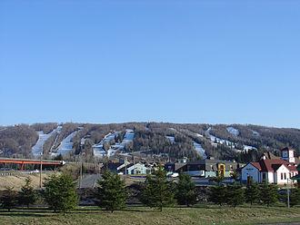 Saint-Sauveur, Quebec - Image: St Sauveur Quebec