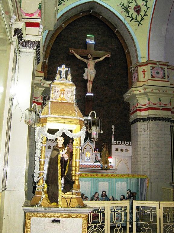 File:St  Antony's Church, Melnariyappanur - panoramio (5) jpg
