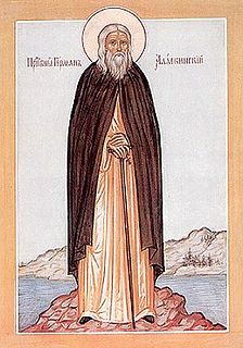 Herman of Alaska 18th and 19th-century Russian Orthodox monk and saint