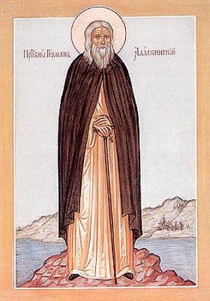 Herman of Alaska - Image: St. Herman of Alaska