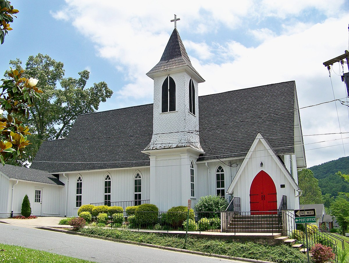 St John S Episcopal Church Marion North Carolina
