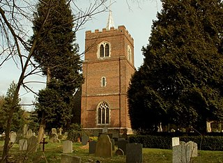 St Mary the Virgins Church, Stansted Mountfitchet Church in Essex, England