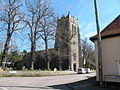 St. Marys- the parish church of Mendlesham (geograph 2927534).jpg