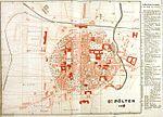 St. Pölten, Stadtplan 1887.jpg