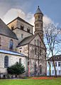 St. Pantaleon Köln Westwerk Nordannex Nordturm 2009.jpg