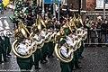St. Patrick's Day Parade (2013) - Colorado State University Marching Band, Colorado, USA (8566290790).jpg