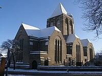 St. Paul's church, Stoneycroft - geograph.org.uk - 1692322.jpg
