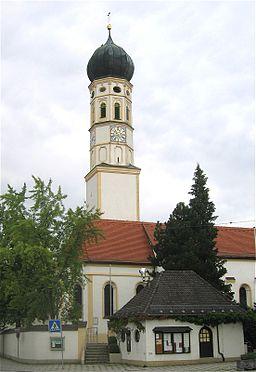 Kirche St. Stephanus in Hohenbrunn