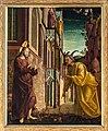 St. Wolfgang kath. Pfarrkirche Pacher-Altar Versuchung 01.jpg