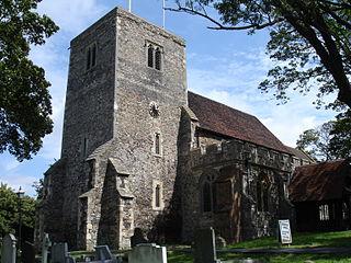 South Benfleet Human settlement in England