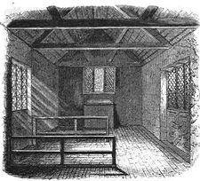 St Briavels Castle Courtroom