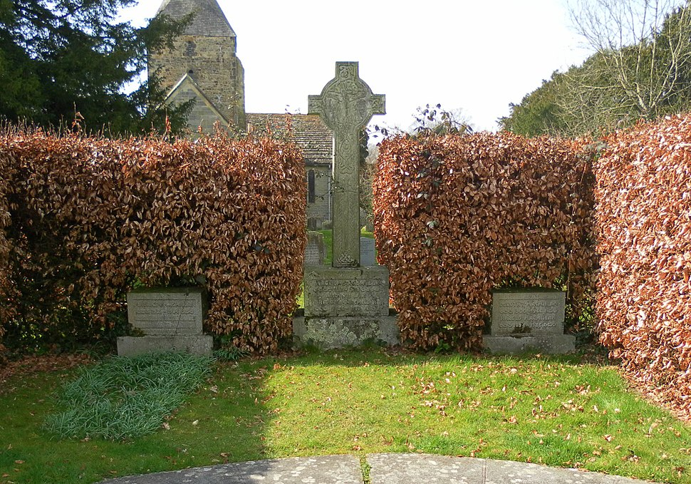 St Giles' Church, Horsted Keynes (Macmillan Family Grave)