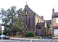 St Mary w St John, Dysons Road, Edmonton, London N18 - geograph.org.uk - 315983.jpg