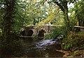 St Mellion, Clapper Bridge - geograph.org.uk - 37189.jpg