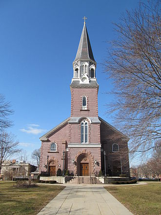 Roman Catholic Diocese of Springfield in Massachusetts - St Michael's Cathedral