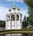 St Nicholas Convent. The Belfry - Pereslavl-Zalessky, Russia - panoramio.jpg