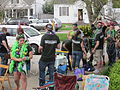 St Pats Parade Day Metairie 2012 Front Cabbages.JPG