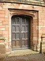 St Peter's, Parish Church of Newton-in-Makerfield, Newton-le-Willows, doorway - geograph.org.uk - 1316170.jpg