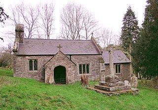 Llancillo Church church in the United Kingdom