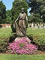 St Peter QMD statue.jpg
