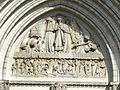 St finbarres cathedral sculpture west doorway.JPG