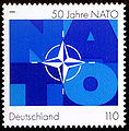 Stamp Germany 1999 MiNr2039 NATO.jpg