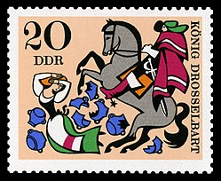 Stamps of Germany (DDR) 1967, MiNr 1326