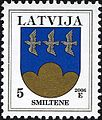 Stamps of Latvia, 2006-30.jpg