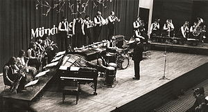 English: Stan Kenton Big Band 1973