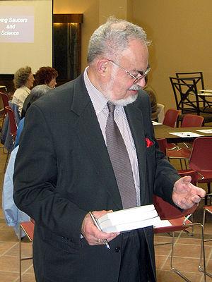 Stanton T. Friedman - Stanton Friedman in 2010