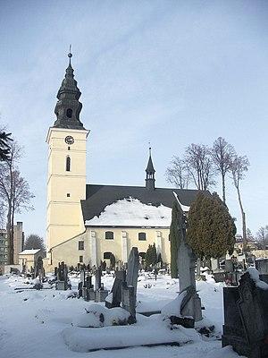 Staré Město (Šumperk District) - Parish church
