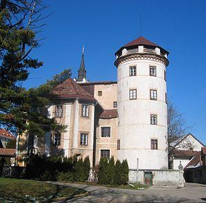 Stara Loka - Strahl Castle in Stara Loka