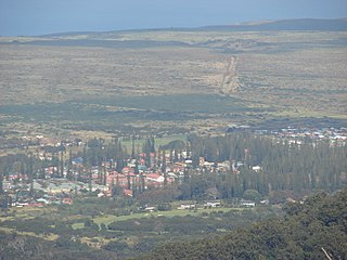 Lanai City, Hawaii Census-designated place in Hawaii, United States