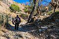 Starting the trek (16187114846).jpg