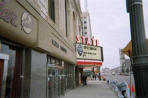 The Fillmore Detroit - Image: State Theatre Detroit