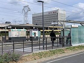 Image illustrative de l'article La Belle Épine (tramway d'Île-de-France)