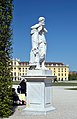 Statue Mercurius playing the flute, Schönbrunn.jpg