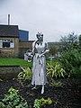 Steel Statue - geograph.org.uk - 666125.jpg