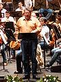 Stephen Gould, Ensaio Tristán e Isolda, Palacio da ópera, A Coruña 13.JPG