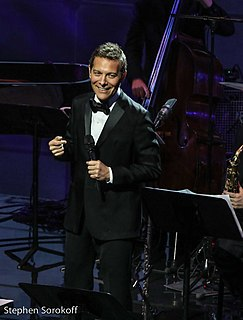 Michael Feinstein American musician