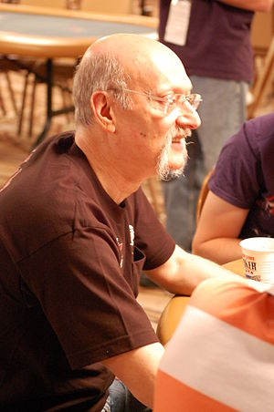 Steve Zolotow - Zolotow at the 2008 World Series of Poker