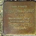Stolperstein Ella Lina Plaut in Uelzen.jpg
