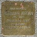 Stolperstein Hermann Jordan (Reußenweg 13 Ebersgöns).jpg