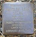 Stolperstein Hilchenbach Unterzeche 1 Karoline Lina Stern.jpg
