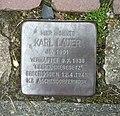 Stolperstein Köln Karl Lauer.jpg
